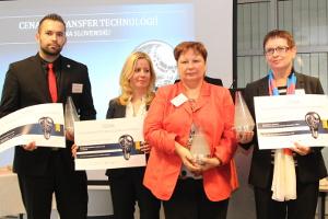 laureáti Ceny za transfer technológií na Slovensku 2016