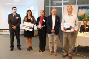 víťazi súťaže Cena za transfer technológií na Slovensku 2018