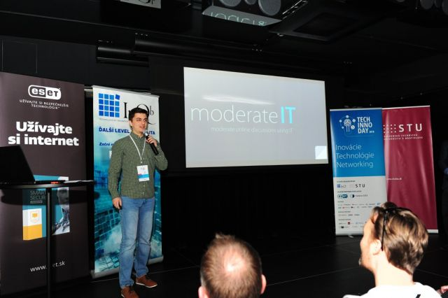 moderate IT - jeden z víťazov Tech Inno Day 2018