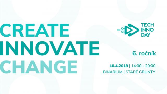 Tech inno day 2019 banner