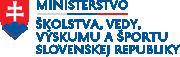Ministerstvo školstva, vedy, výskumu a športu Slovenskej republiky