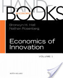 Handbook of the Economics of Innovation. Volume I