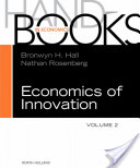 Handbook of the Economics of Innovation. Volume II
