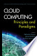 Cloud Computing. Principles and Paradigms