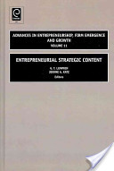 Entrepreneurial strategic content